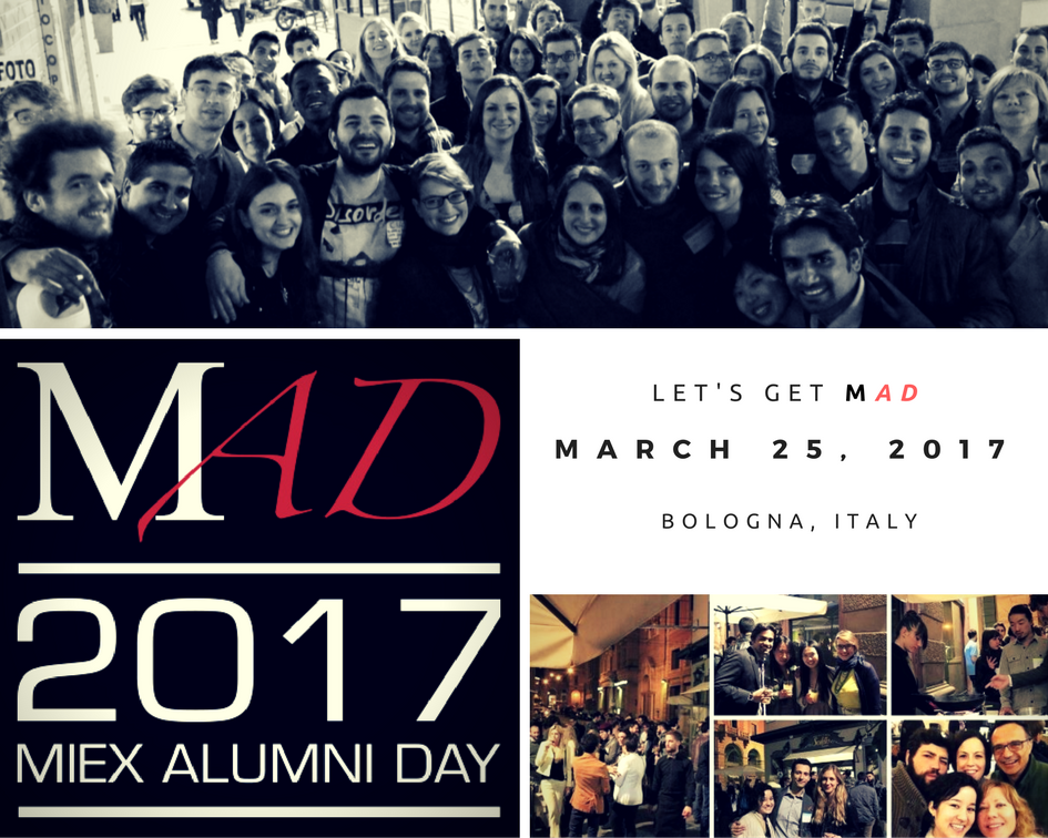 March 25th, 2017 MIEX Alumni Day