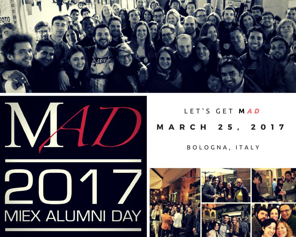 March 25th, 2017 MIEX Alumni Day