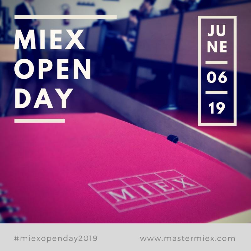 2019 MIEX OPEN DAY