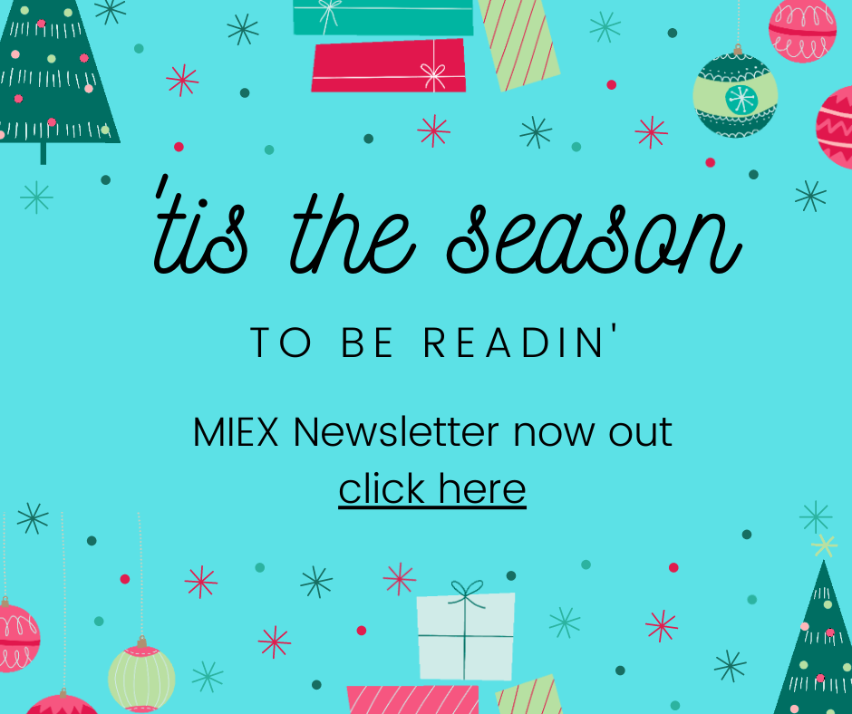 MIEX Newsletter Holiday Edition